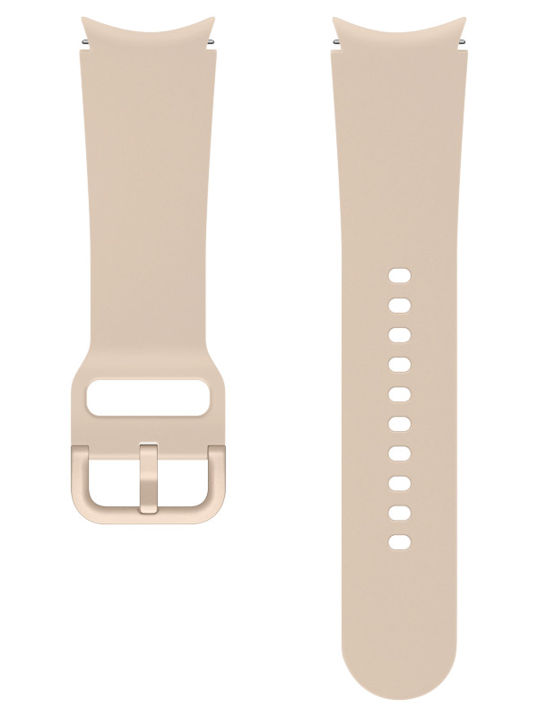 Aксессуар Ремешок для Samsung Galaxy Watch 4 Sport Band S/M Pink ET-SFR86SPEGRU aксессуар ремешок samsung galaxy watch sport band pink et sfr82mpegru для active active 2