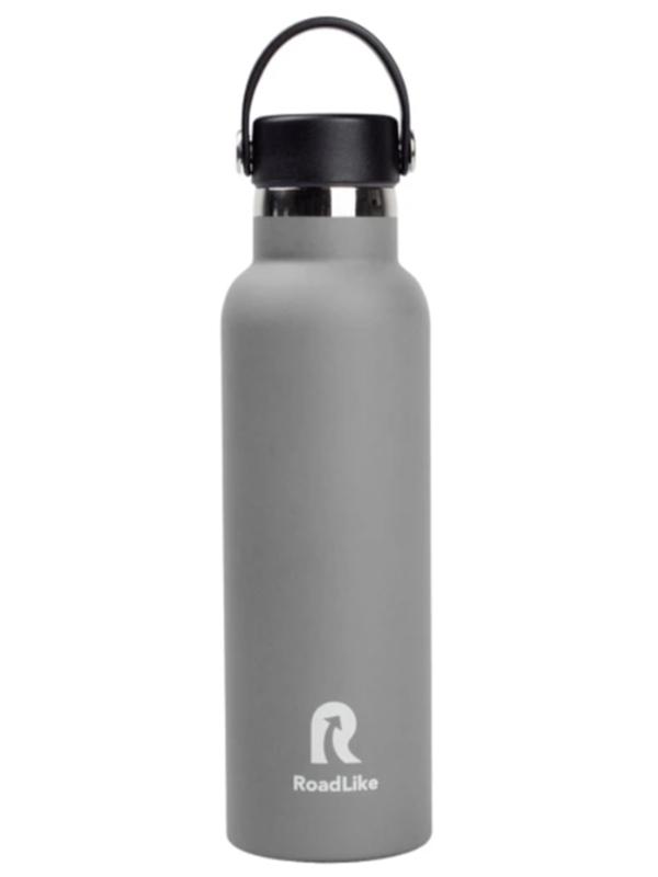 Термос Roadlike Flask 600ml Grey 368231