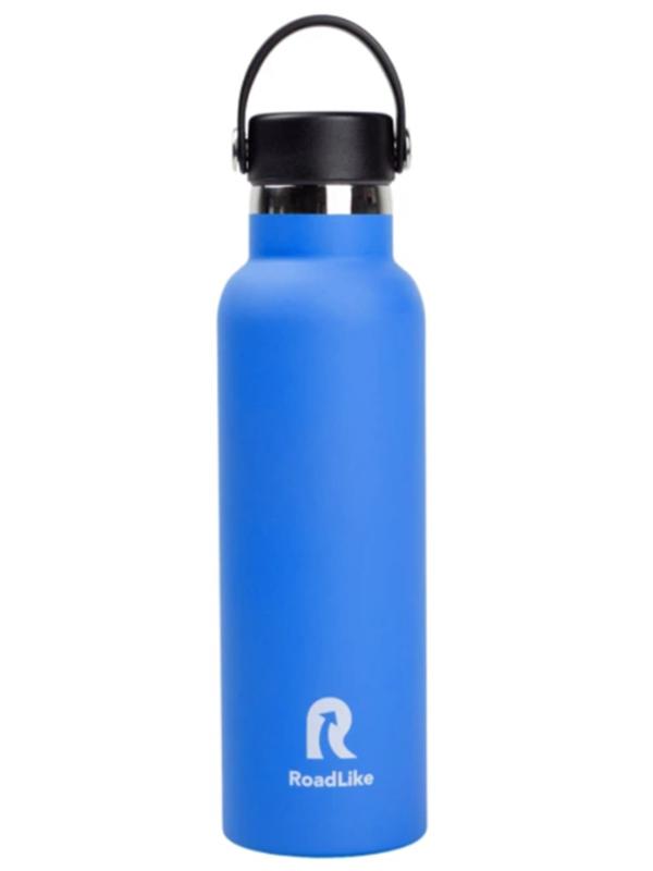Термос Roadlike Flask 600ml Blue 368232