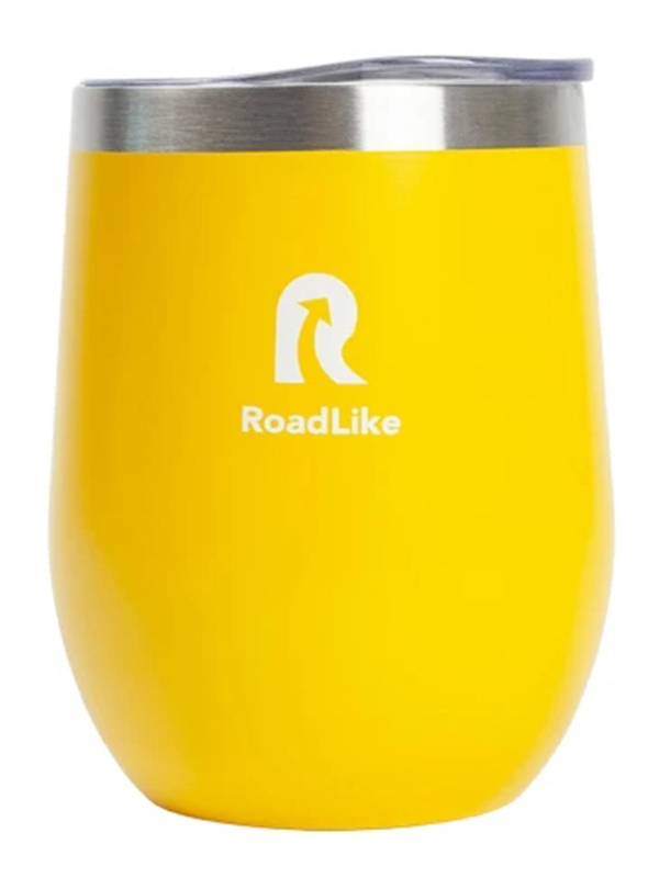 Термокружка Roadlike Mug 350ml Yellow 328629