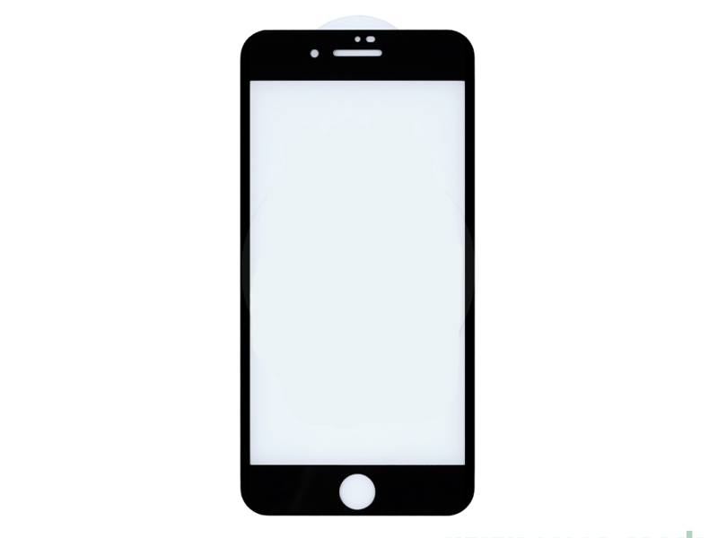 Защитное стекло Vixion для APPLE iPhone 7 Plus / 8 6D Black GS-00006306