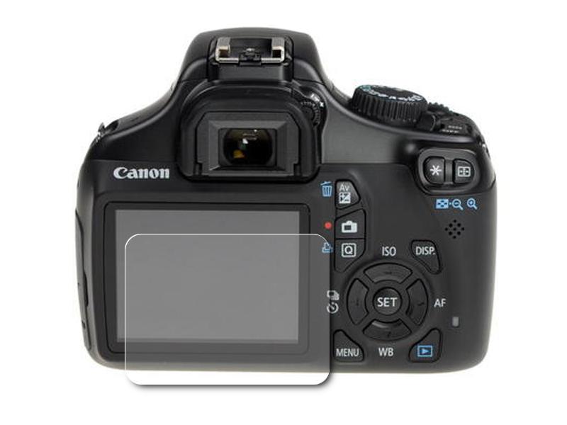 Аксессуар Гидрогелевая пленка LuxCase для Canon EOS 1100D \ 1200D \ 1300D \ 1500D \ 2000D 0.14mm Front Matte 86732 аккумулятор canon lp e10 original для canon eos 1100d 1200d 1300d