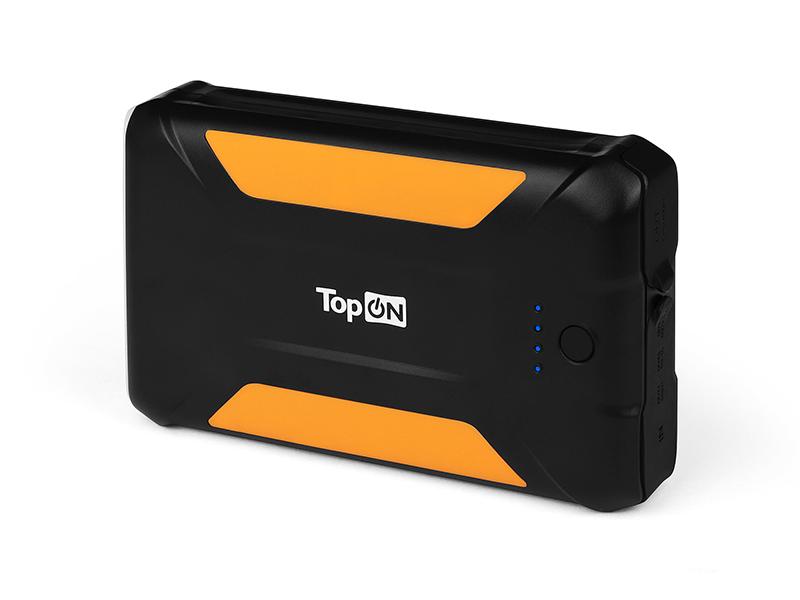 Внешний аккумулятор TopON Power Bank TOP-X38 38000mAh Выгодный набор + серт. 200Р!!!