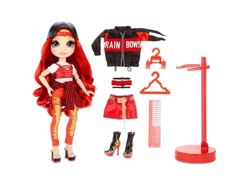 Кукла LOL Rainbow High Ruby Anderson 569619