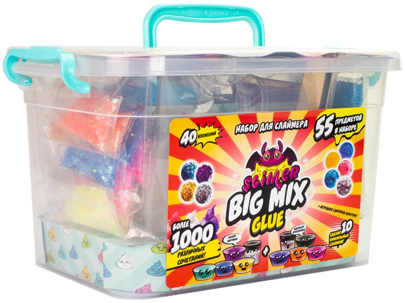 Слайм Slime Big Mix Glue SR142