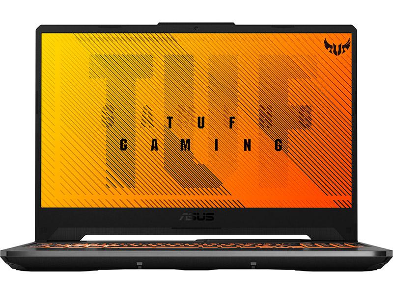 Ноутбук ASUS TUF FX506LH-HN199 90NR03U2-M05460 (Intel Core i5-10300H 2.5 GHz/8192Mb/256Gb SSD/nVidia GeForce GTX 1650 4096Mb/Wi-Fi/Bluetooth/Cam/15.6/1920x1080/DOS) ноутбук hp pavilion gaming 16 a0046ur 2z7j4ea intel core i5 10300h 2 5ghz 8192mb 512gb ssd nvidia geforce gtx 1650 ti 4096mb wi fi bluetooth cam 16 1 1920x1080 free dos