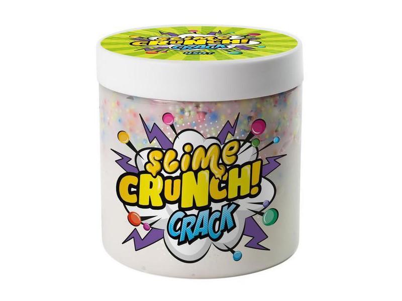 Слайм Slime Crunch-slime Crack с ароматом сливочной помадки 450g S130-43