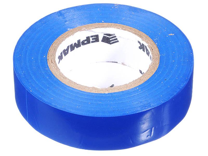 Изолента Ермак 18mm x 20m Blue 672-035