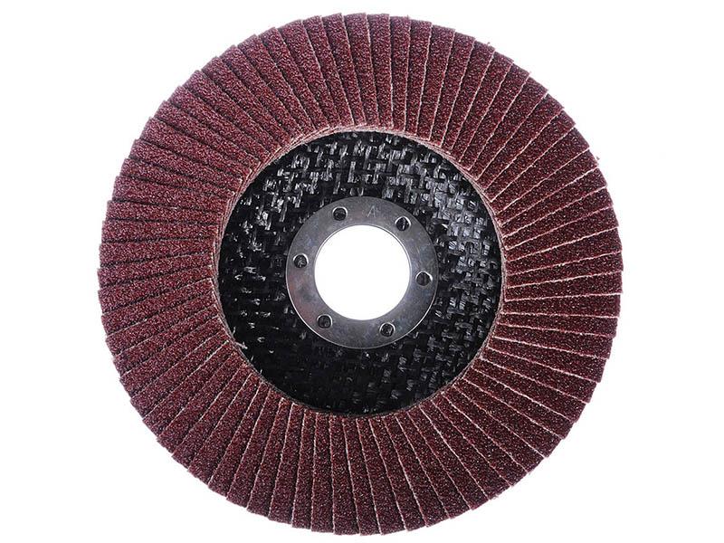 Диск Ермак лепестковый торцевой 22x150mm Р40 645-092