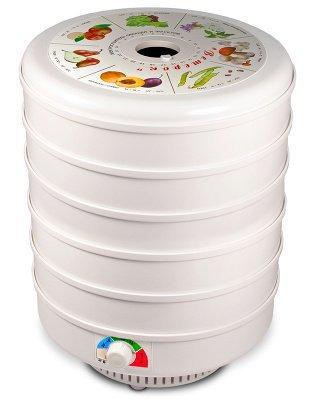 Сушилка Ветерок 5 поддонов Цветная упаковка White Выгодный набор + серт. 200Р!!! недорого