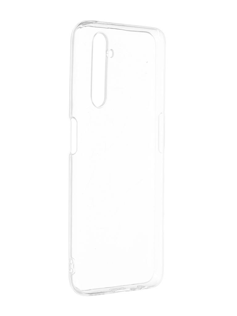 Чехол Alwio для Realme 6 Pro Transparent ATRRM6PRO