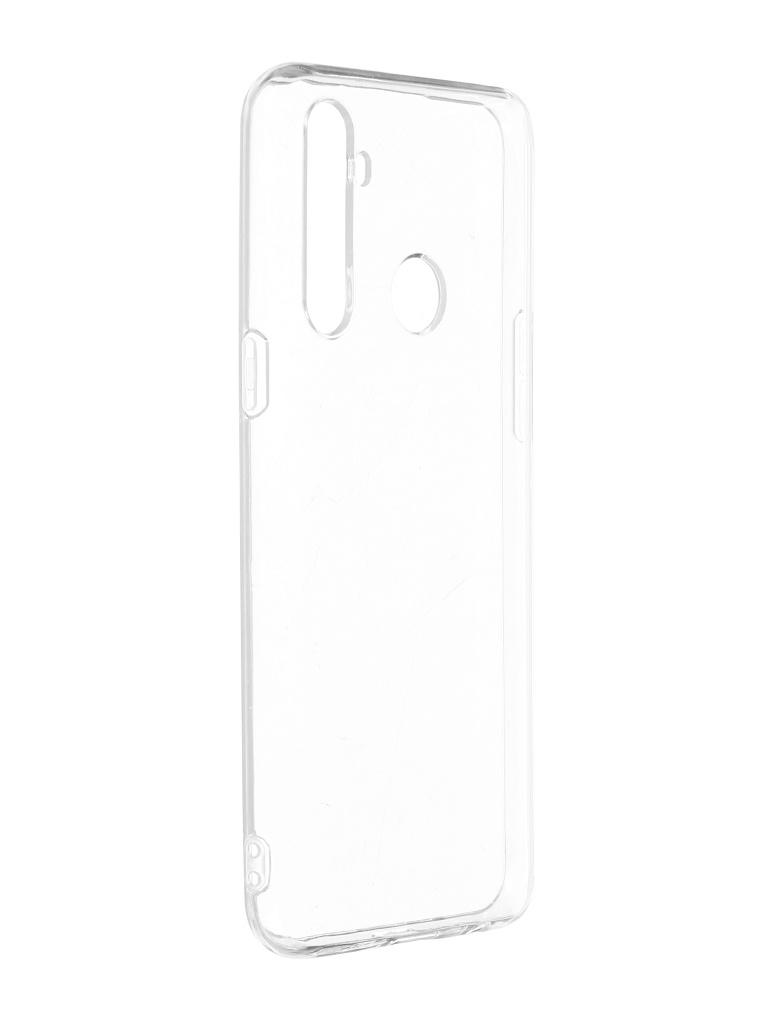 Чехол Alwio для Realme 6i Transparent ATRRM6I