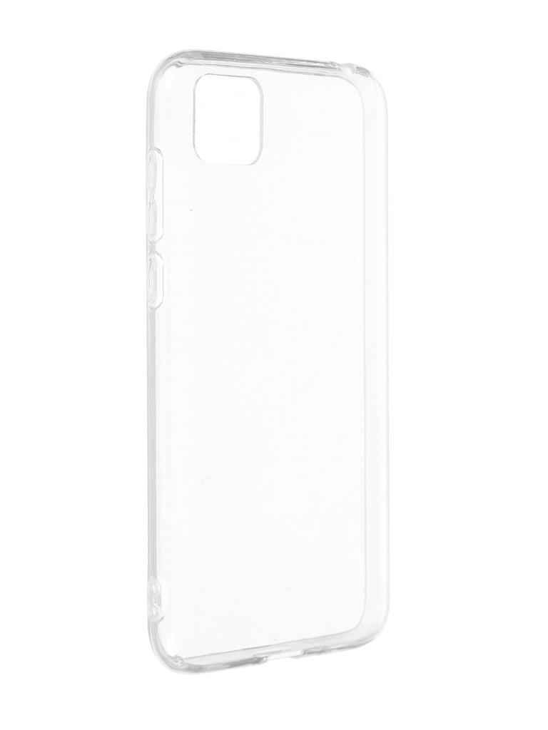 Чехол Alwio для Huawei Y5p / Honor 9S Transparent ATRHWY5P