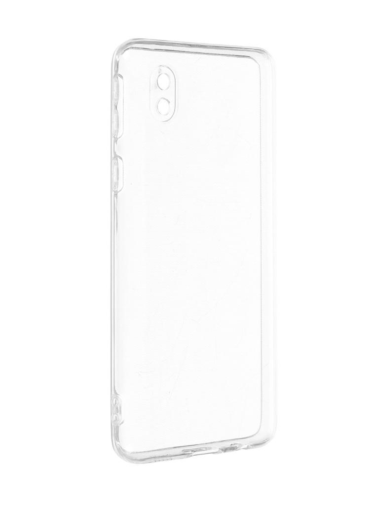 Чехол Alwio для Samsung Galaxy A01 Core Transparent ATRGA01C