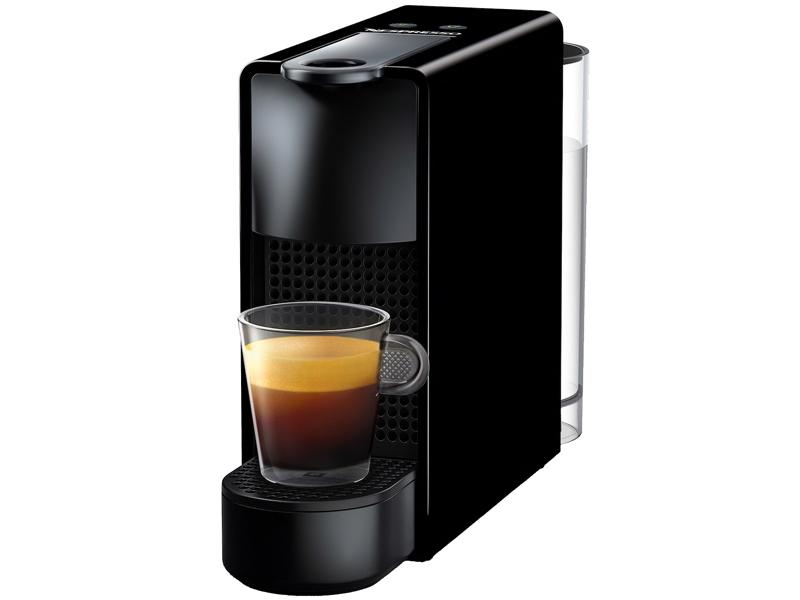 Кофемашина Nespresso Essenza Mini C30 Black NES-C30-EU-BK-BK Выгодный набор + серт. 200Р!!!