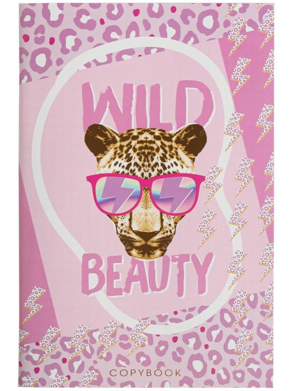 Тетрадь Calligrata Wild Beauty А5 32 листа 4947014