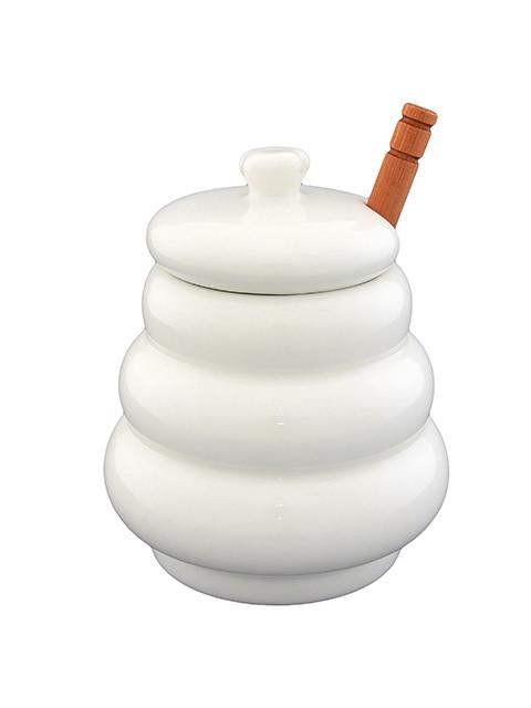 Горшочек для меда Elan Gallery Бочонок 420ml 540075 недорого