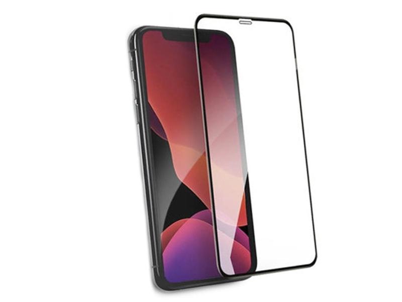 Защитное стекло Ainy для APPLE iPhone Xs Max / 11 Pro Ionic 0.25mm Black AF-A1934A