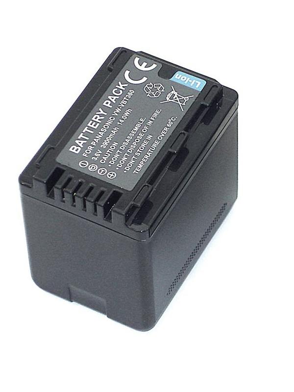 Аккумулятор Vbparts VW-VBT380 3.6V 1940mAh 077175 для Panasonic HC-V110