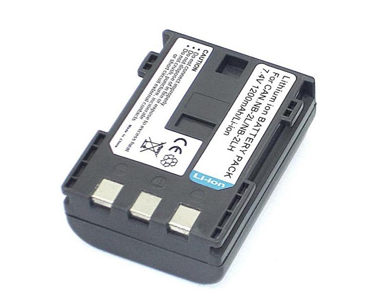 Аккумулятор Vbparts NB-2L 7.4V 1200mAh 077136 для Canon DC/Elura/EOS