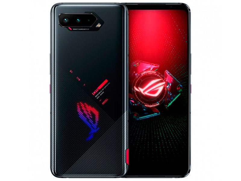 Сотовый телефон ASUS ROG Phone 5 12/256GB Phantom Black