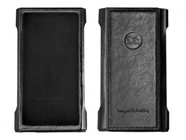 Фото - Shanling M8 Leather Case чехол chord electronics hugo 2 leather case red