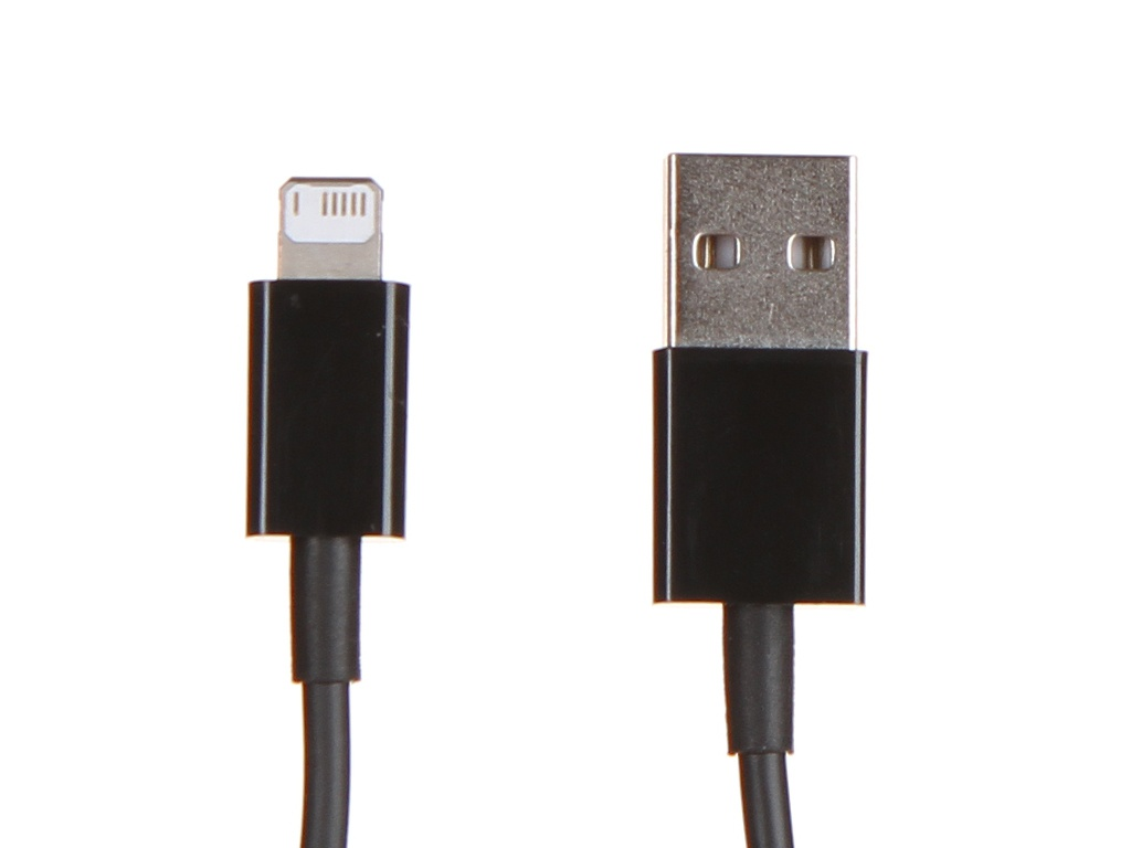 Аксессуар Baseus Superior USB - Lightning 2.4A 1m Black CALYS-A01