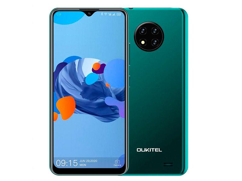 Сотовый телефон Oukitel C19 Green