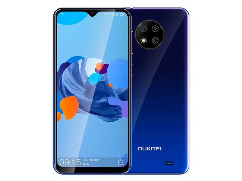 Сотовый телефон Oukitel C19 Gradient Blue