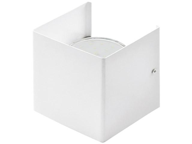 Светильник In Home GX53S-Wall 1MW под лампу GX53 230V Matt White 4690612024417