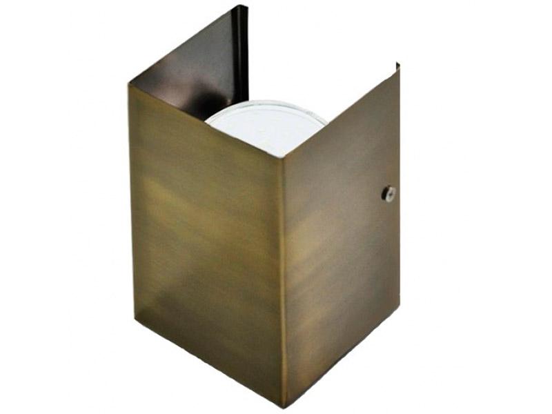 Светильник In Home GX53S-Wall 2BR под лампу GX53 230V Bronze 4690612024486