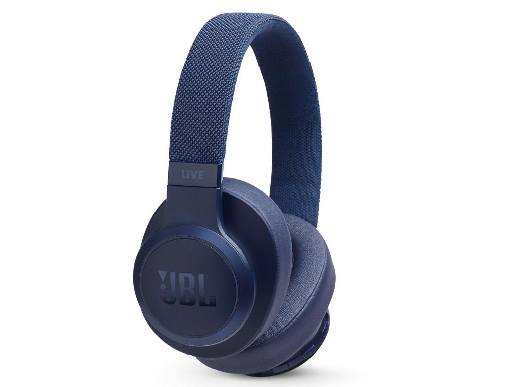 Наушники JBL Live 500BT Blue JBLLIVE500BTBLU Выгодный набор + серт. 200Р!!!