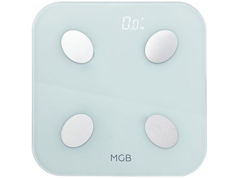 Весы напольные MGB Body Fat Scale Glass Edition White MGB_F38E_WW