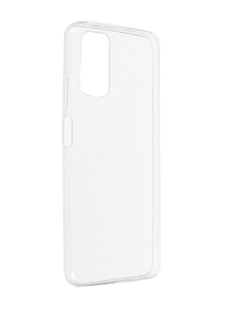 Чехол Neypo для Xiaomi Poco M3 Silicone Transparent NST21591