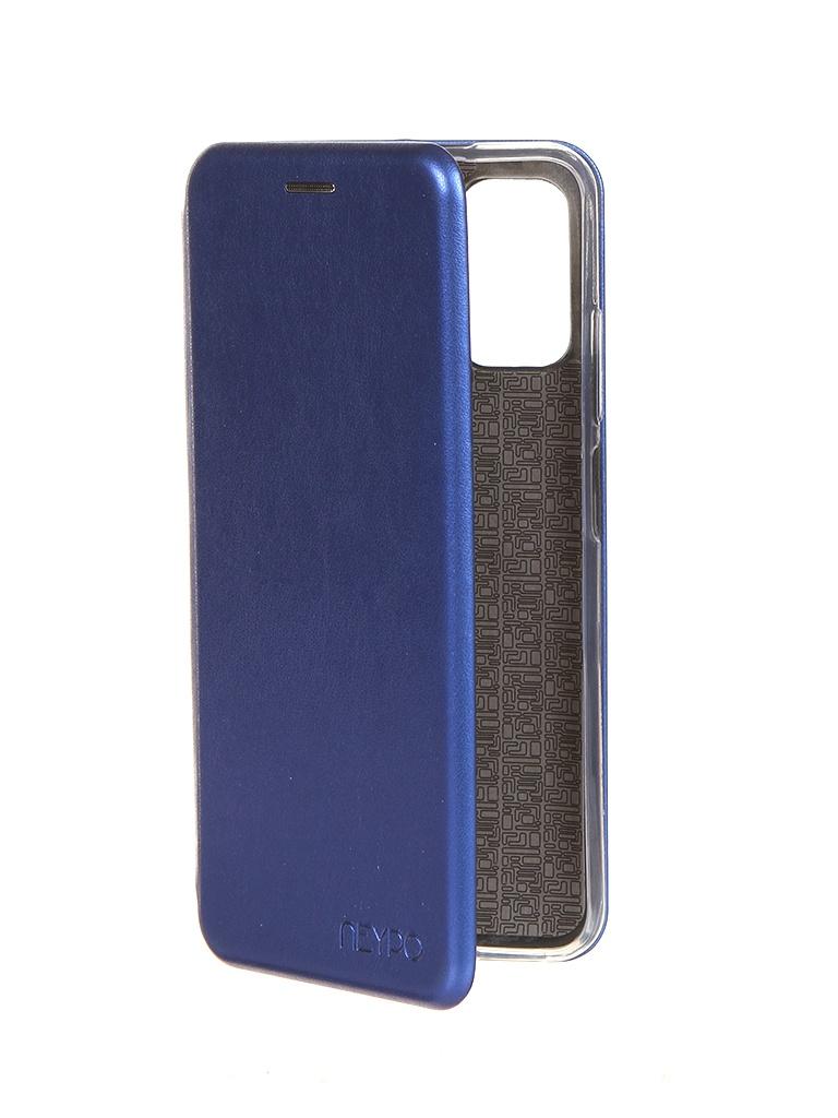 Чехол Neypo для Tecno Spark 6 Go Premium Blue NSB22125 сотовый телефон tecno spark 6 go 2 32gb mystery white