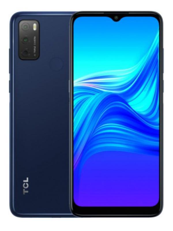 Сотовый телефон TCL 20Y 64GB Jewelry Blue