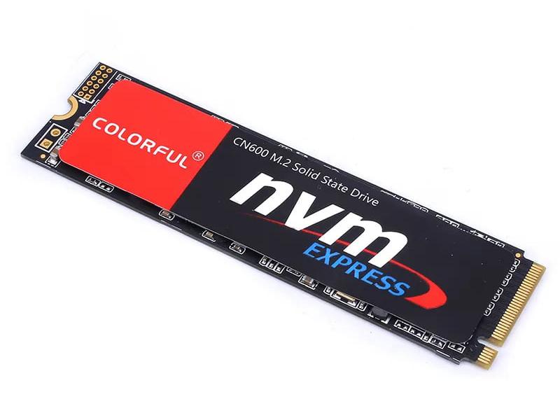 Твердотельный накопитель Colorful CN600 512Gb