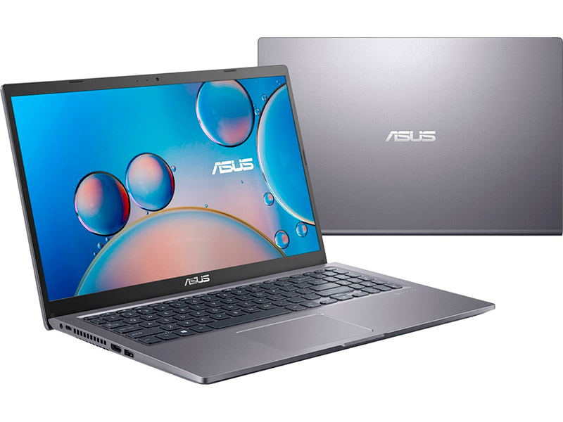 Ноутбук ASUS M515UA-BQ178T 90NB0U11-M02270 (AMD Ryzen 5 5500U 2.1GHz/8192Mb/256Gb SSD/No ODD/AMD Radeon Graphics/Wi-Fi/Cam/15.6/1920x1080/Windows 10 64-bit)