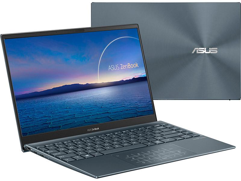 Ноутбук ASUS Zenbook UX325EA-KG235T 90NB0SL1-M06600 (Intel Core i5 1135G7 2.4GHz/8192Mb/512Gb SSD/Intel Iris Xe graphics/Wi-Fi/Bluetooth/Cam/13.3/1920x1080/Windows 10)