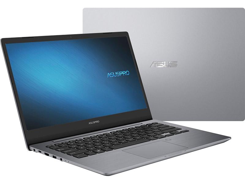 Ноутбук ASUS Pro P5440FA-BM1318 90NX01X1-M17890 (Intel Core i5-8265U 1.6 GHz/8192Mb/512Gb SSD/Intel UHD Graphics/Wi-Fi/Bluetooth/Cam/14.0/1920x1080/DOS) ноутбук asus pro p5440fa bm1318 core i5 8265u 8gb 512gb ssd 14 fullhd dos grey