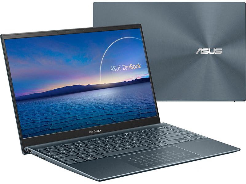 Ноутбук ASUS Zenbook UX425EA-KI363T 90NB0SM1-M13100 (Intel Core i5 1135G7 2.4GHz/16384Mb/512Gb SSD/Intel Iris Xe graphics/Wi-Fi/Bluetooth/Cam/14/1920x1080/Windows 10)