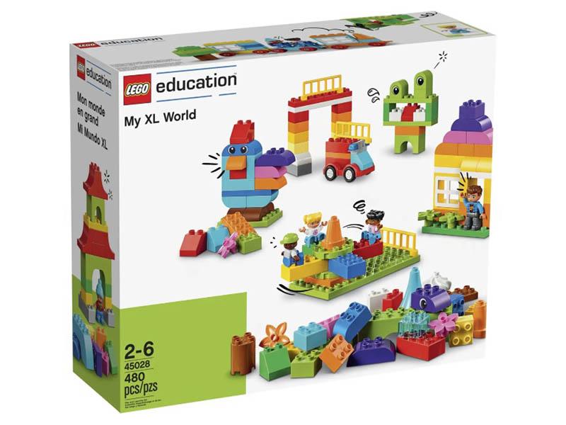 LEGO Education PreSchool DUPLO 45028 Мой большой мир