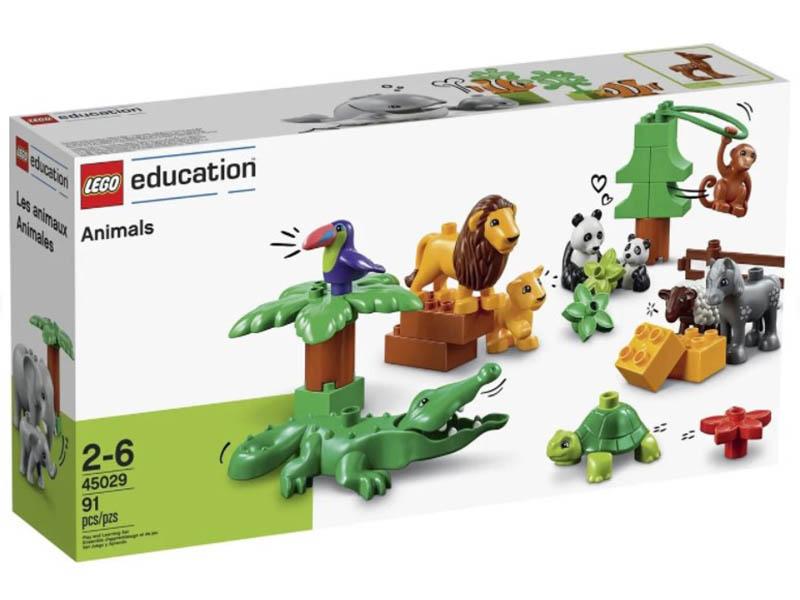 Lego Duplo Набор животные 91 дет. 45029