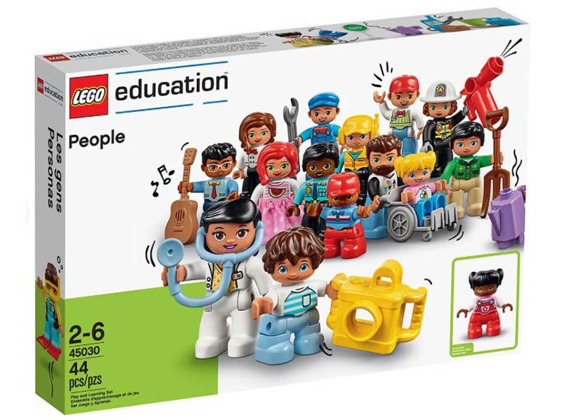 Lego Duplo Набор люди 44 дет. 45030
