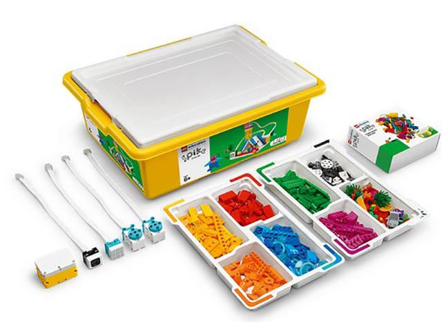 Lego Базовый набор Education Spike Старт 449 дет. 45345