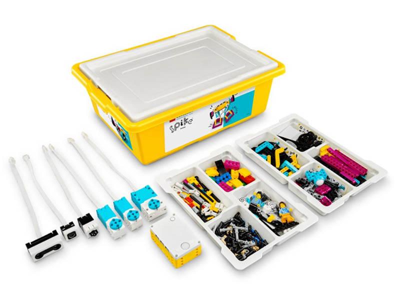 Lego Базовый набор Education Spike Prime 528 дет. 45678