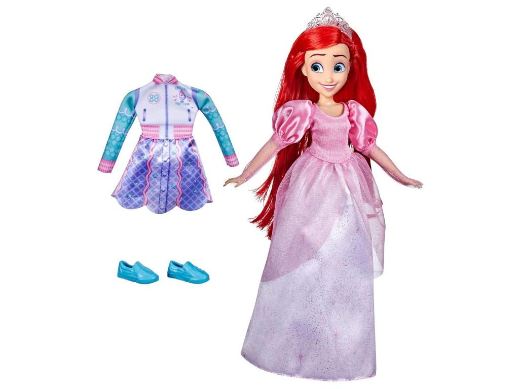 Игрушка Hasbro Кукла Принцесса дисней Комфи Ариэль 2 наряда F23665X0