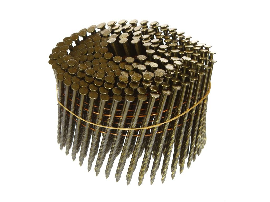Гвозди Fubag барабанные для N90C 2.87x83mm 250шт 140184.1