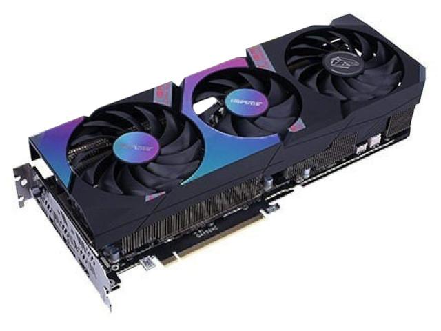 Видеокарта Colorful GeForce RTX 3080 Ultra OC 10G LHR-V PCI-E 4.0 10240Mb 19000MHz 320-bit HDMI 3xDP