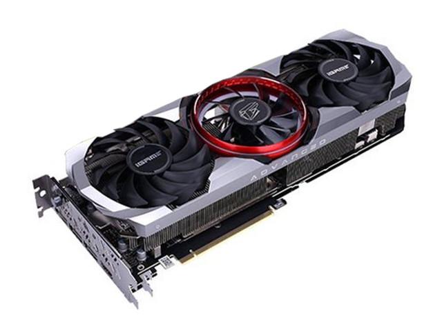 Видеокарта 10 Gb Colorful GeForce RTX 3080 Advanced OC (RTX 10G LHR-V)
